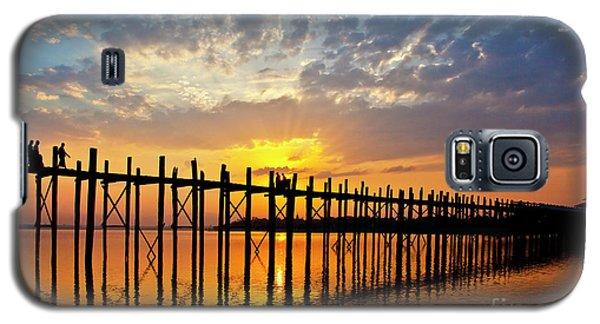 Burma_d819 Galaxy S5 Case