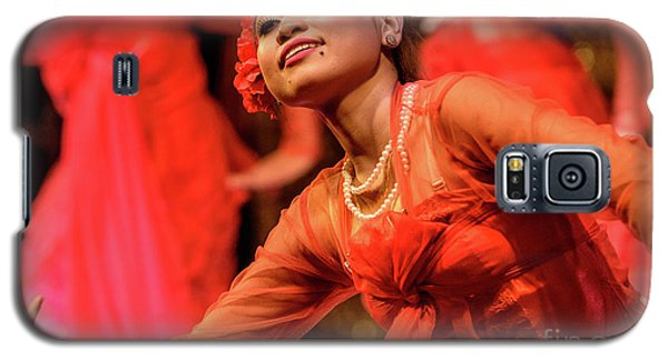 Burmese Dance 1 Galaxy S5 Case by Werner Padarin