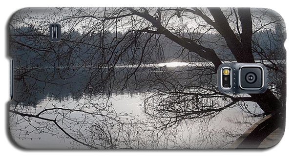 Galaxy S5 Case featuring the photograph Burnaby Walk by Kim Prowse