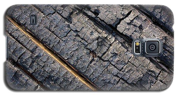 Burnt Bark Galaxy S5 Case