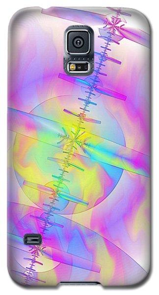 Burning Sensations Galaxy S5 Case by Mario Carini