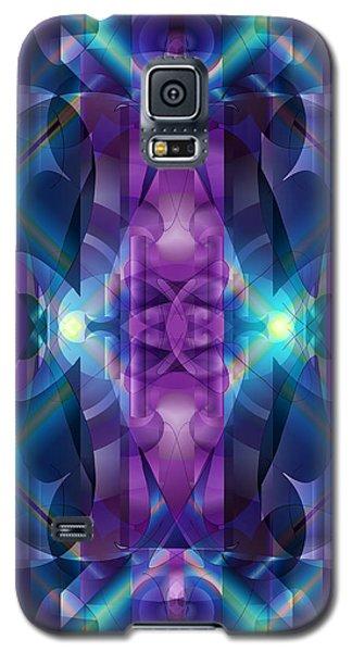 Galaxy S5 Case featuring the digital art Burning The Midnight Oil by Lynda Lehmann
