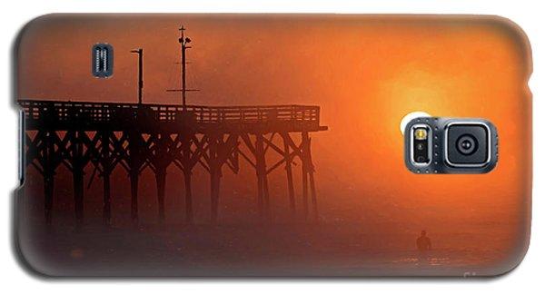 Burning Through Galaxy S5 Case