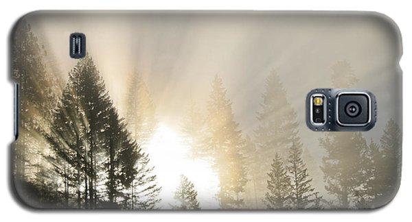 Burning Through The Fog Galaxy S5 Case