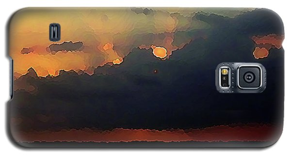 Burnished Sky Galaxy S5 Case