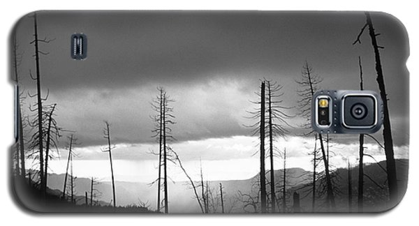 Burnt Forest II - Yosemite Galaxy S5 Case