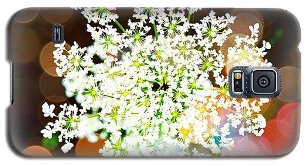 Burst Of Light Kaleidoscope Galaxy S5 Case