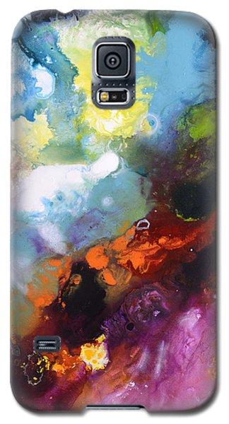 Burst Of Light Three Of Three Galaxy S5 Case