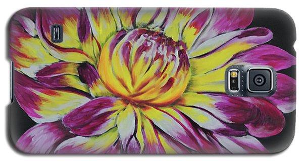 Bursting Bloom Galaxy S5 Case