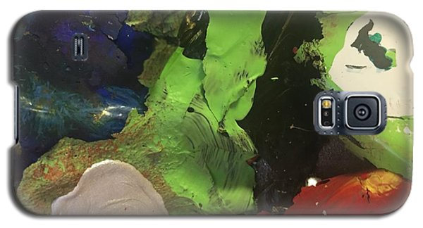 Galaxy S5 Case featuring the photograph Bursting by Paula Brown