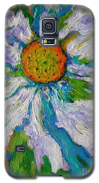 Bursting Through Galaxy S5 Case