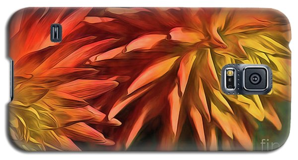 Bursting With Color Galaxy S5 Case