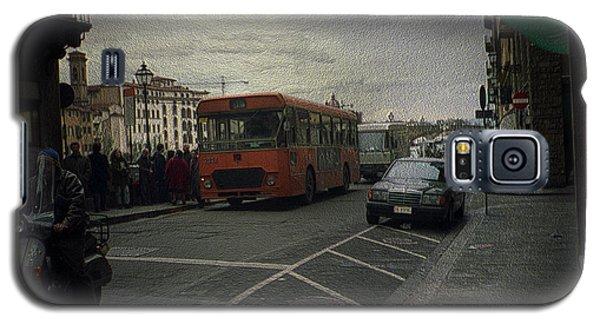 Bus Stop Galaxy S5 Case