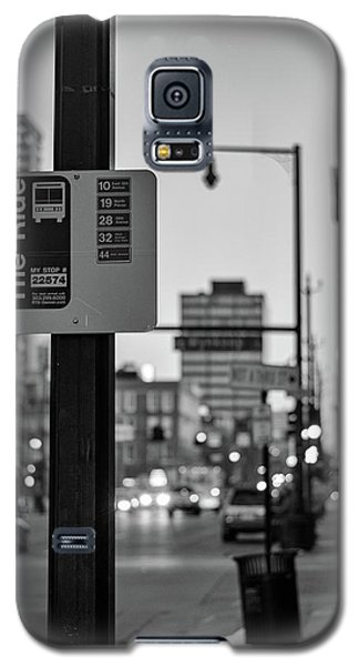 Bus Stop Galaxy S5 Case