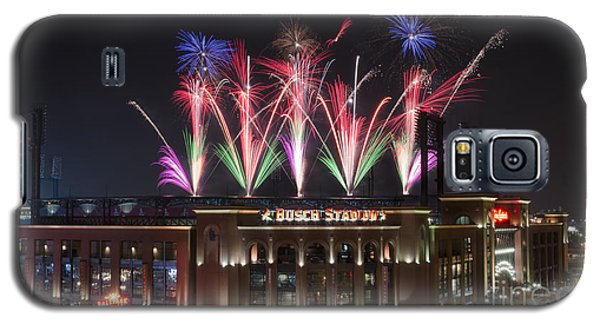 Busch Stadium Galaxy S5 Case by Andrea Silies