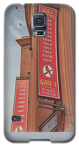 Busch Stadium - Cardinals Baseball Galaxy S5 Case