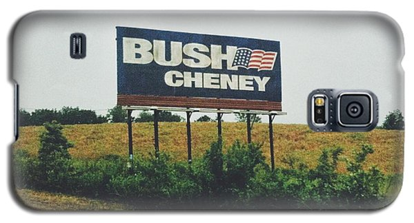 Bush Cheney 2011 Galaxy S5 Case by Dylan Murphy