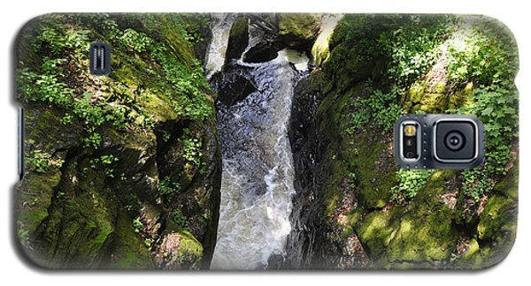 Bushkill Fall - Three Galaxy S5 Case