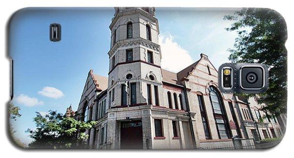 Bushwick Avenue Central Methodist Episcopal Church Galaxy S5 Case