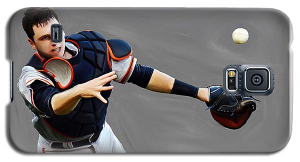 Buster Posey Galaxy S5 Case