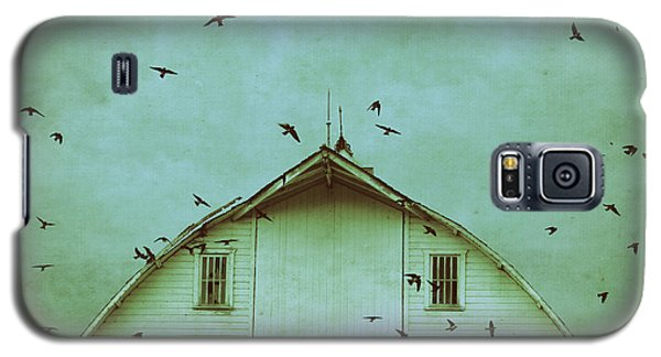 Busy Barn Galaxy S5 Case by Julie Hamilton