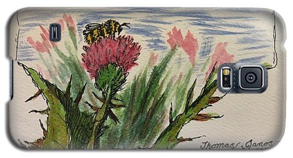 Busy Bumblebee  Galaxy S5 Case