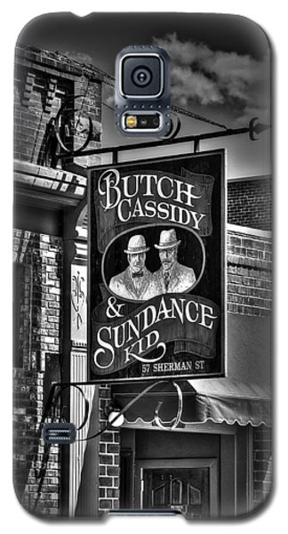 Butch Cassidy And The Sundance Kid Galaxy S5 Case by Deborah Klubertanz