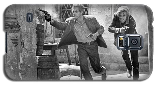 Butch Cassidy And The Sundance Kid - Newman And Redford Galaxy S5 Case