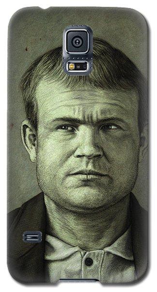 Butch Cassidy Galaxy S5 Case