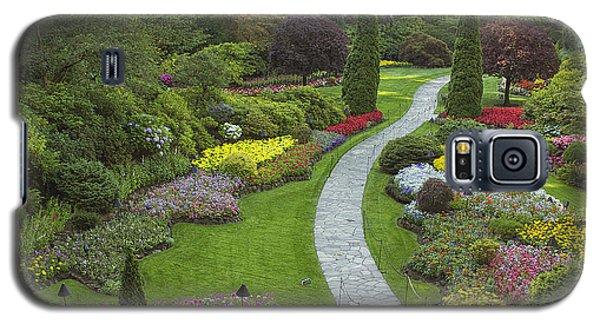 Butchart Gardens Galaxy S5 Case by Eunice Gibb