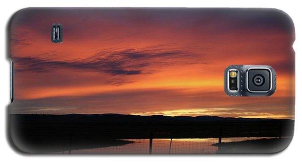 Butte County Sunrise Galaxy S5 Case