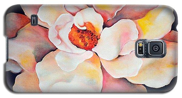 Butter Flower Galaxy S5 Case