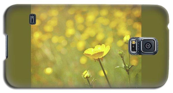 Buttercups Galaxy S5 Case by Lyn Randle