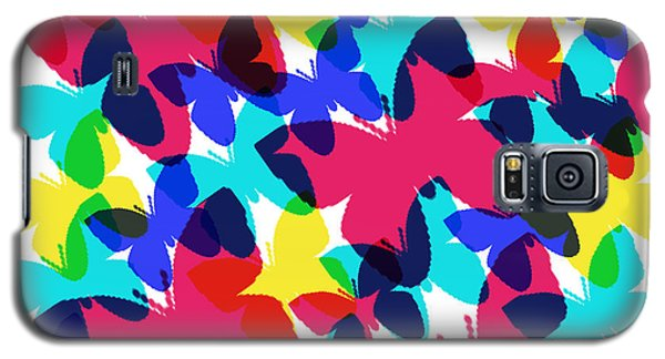 Butterflies Galaxy S5 Case