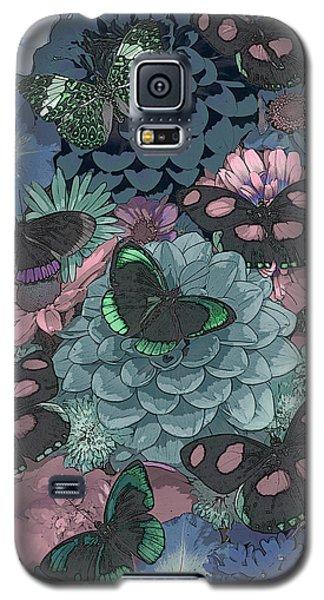 Fairy Galaxy S5 Case - Butterflies by JQ Licensing