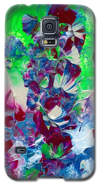 Butterflies, Fairies And Flowers Galaxy S5 Case