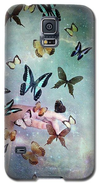 Butterflies Reborn Galaxy S5 Case