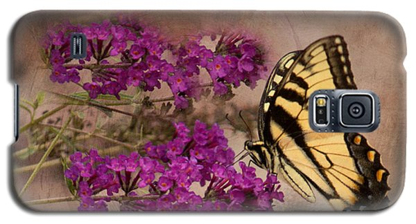 Butterfly , Eastern Tiger Swallowtail Galaxy S5 Case