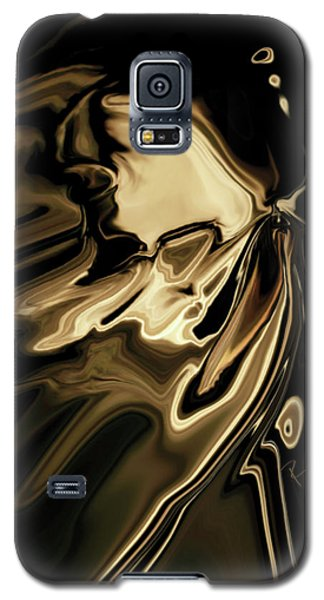Galaxy S5 Case featuring the digital art Butterfly 2 by Rabi Khan