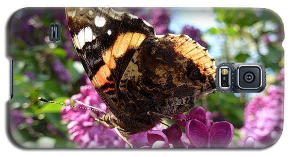 Butterfly 7 Galaxy S5 Case