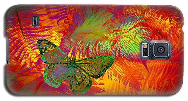 Butterfly Abstract Galaxy S5 Case