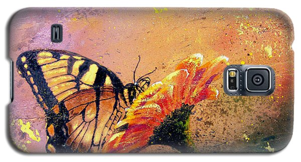 Butterfly Galaxy S5 Case by Andrew King