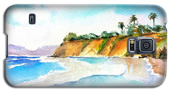 Butterfly Beach Santa Barbara Galaxy S5 Case