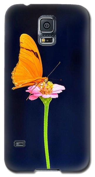 Butterfly Bloom Galaxy S5 Case by Mary Zeman