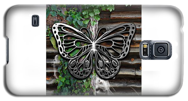 Butterfly Collection Galaxy S5 Case