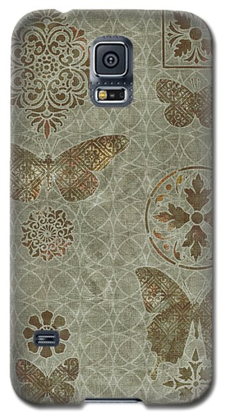 Butterfly Deco 2 Galaxy S5 Case