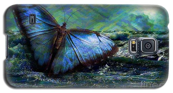 Butterfly Dreams 2015 Galaxy S5 Case