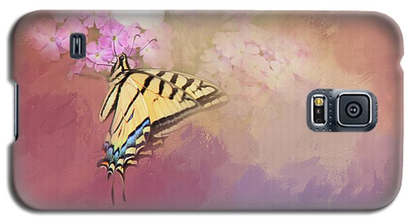 Butterfly Dreams Galaxy S5 Case by Theresa Tahara