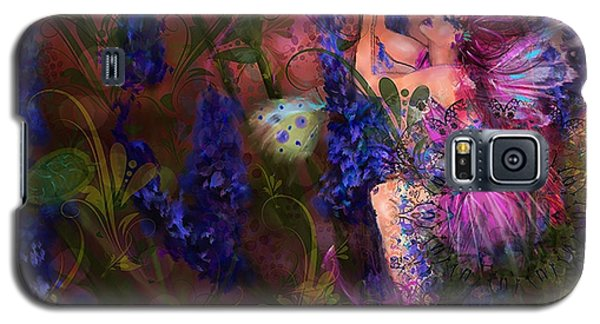Butterfly Fairy Galaxy S5 Case