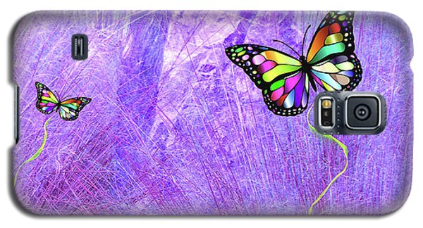 Butterfly Fantasy Galaxy S5 Case